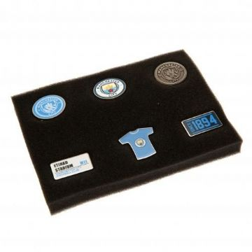 Manchester City Badge Collection
